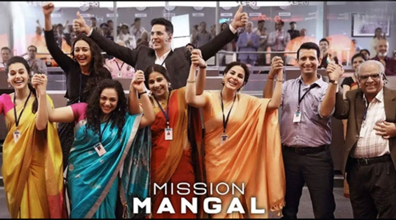 Mission Mangal 2019 English Web-Dl Torrent Download